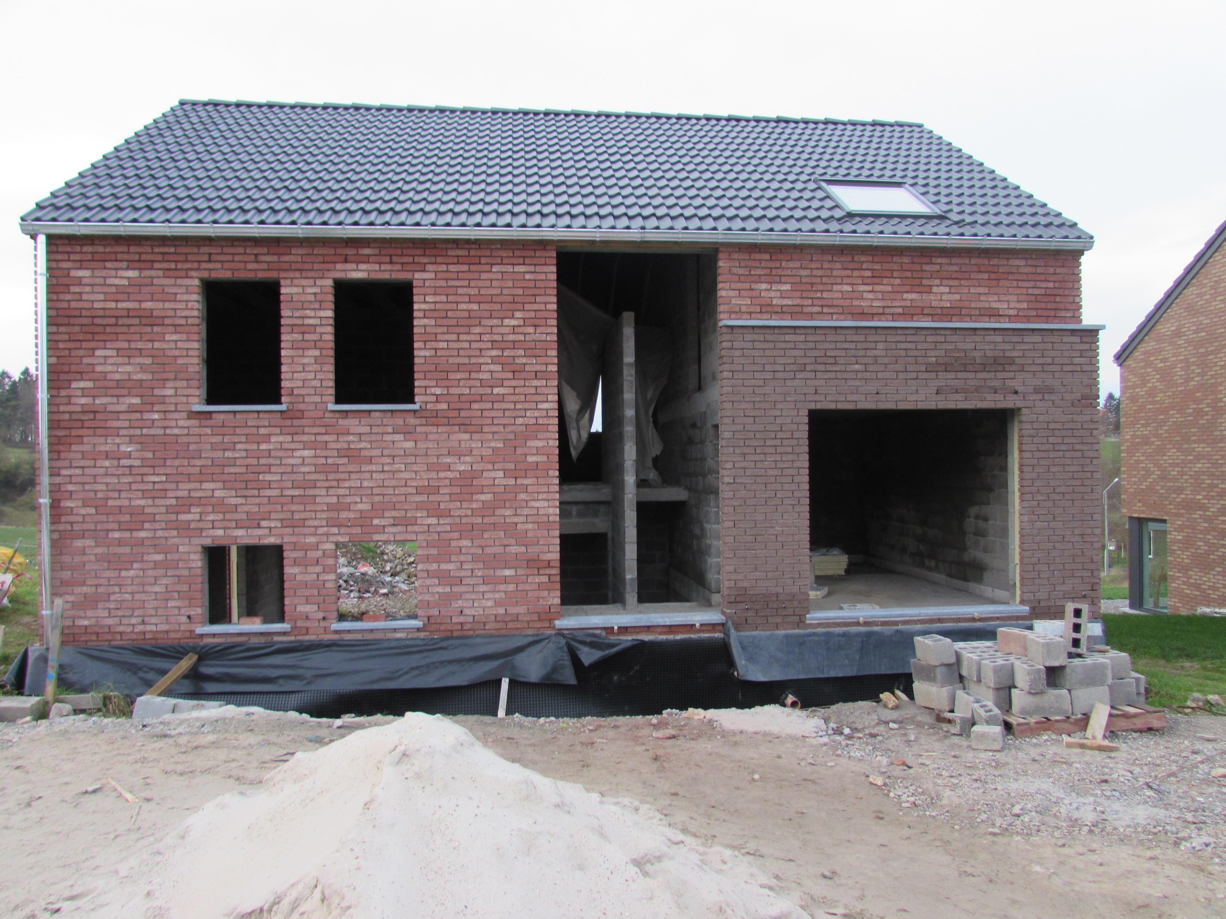 nouvelles photos des constructions de saint aubin conseil b le financement participatif en. Black Bedroom Furniture Sets. Home Design Ideas